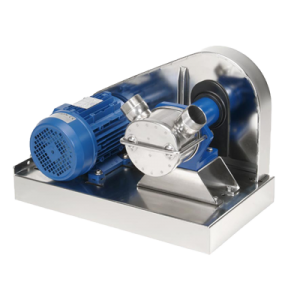 V-Belt Flexible Impeller Pump