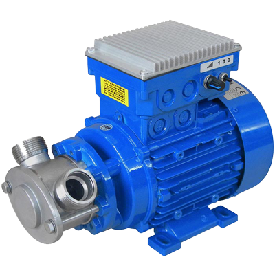 Miniverter Flexible Impeller Pump