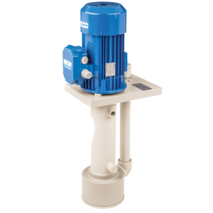 PP and PVDF Immersion Centrifugal Pump
