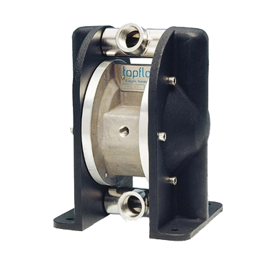 PTFE Coated Diaphragm Metal Pump