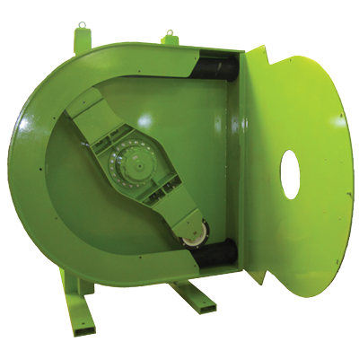 Peristaltic Pump with Roller Design
