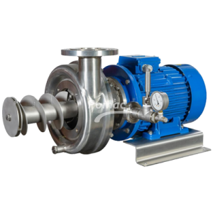 Hygienic Process Pumps for Fibrous Slurries