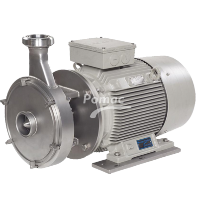 Pumps for Starch Milk - Hygienic Process Pumps