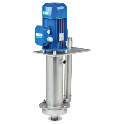 Vertical Immersion Centrifugal Pump