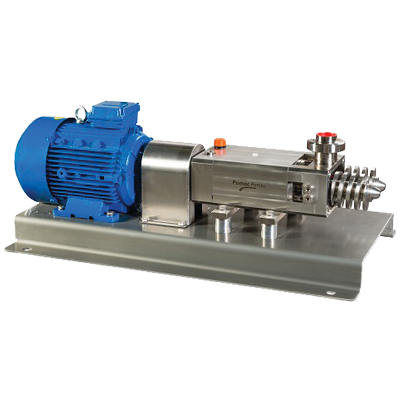 Sanitary Twin Screw Pump
