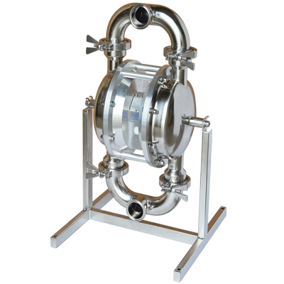 Low Energy Sanitary Pump
