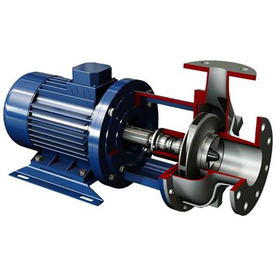 Close Coupled Centrifugal Pump - Salvatore Robuschi