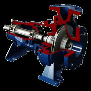 Centrifugal Water Pump - Salvatore Robuschi