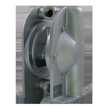 Metal diaphragm pump