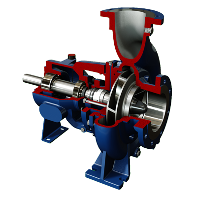 Centrifugal Process Pump - Salvatore Robuschi