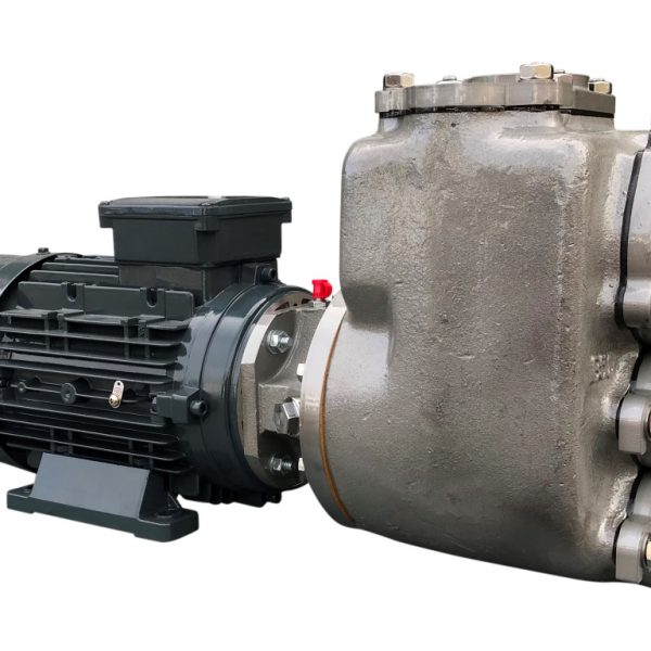 BBA Pumps B-Series Electric Driven Self Priming Centrifugal Pump