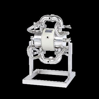 Diaphragm Pump Heating Jacket