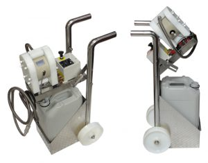 Mobile Decanting Unit