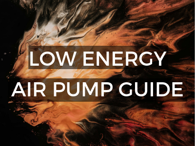 Low Energy Air Pump Guide