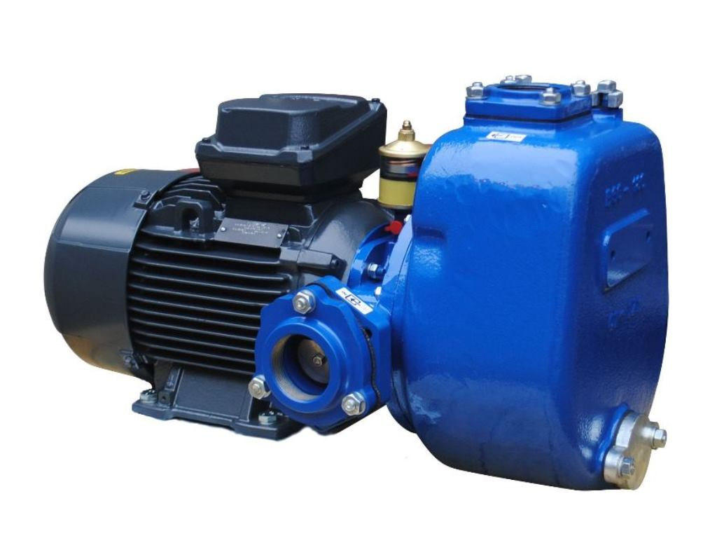 Self-Priming Centrifugal Pump - High Head Pump