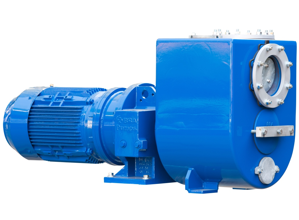 Electrically driven solids handling Centrifugal Pump