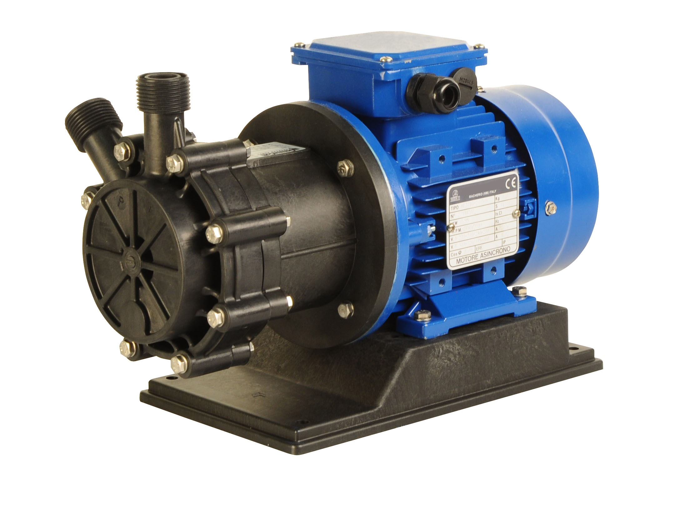 Magnetically Driven Regenerative Turbine Pump