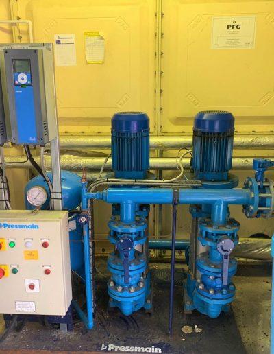 Pump Repair On Site
