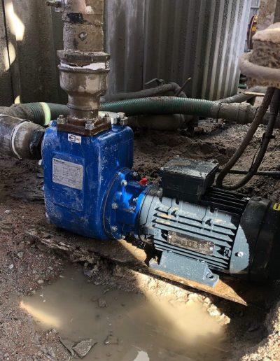 B50 Pump Service