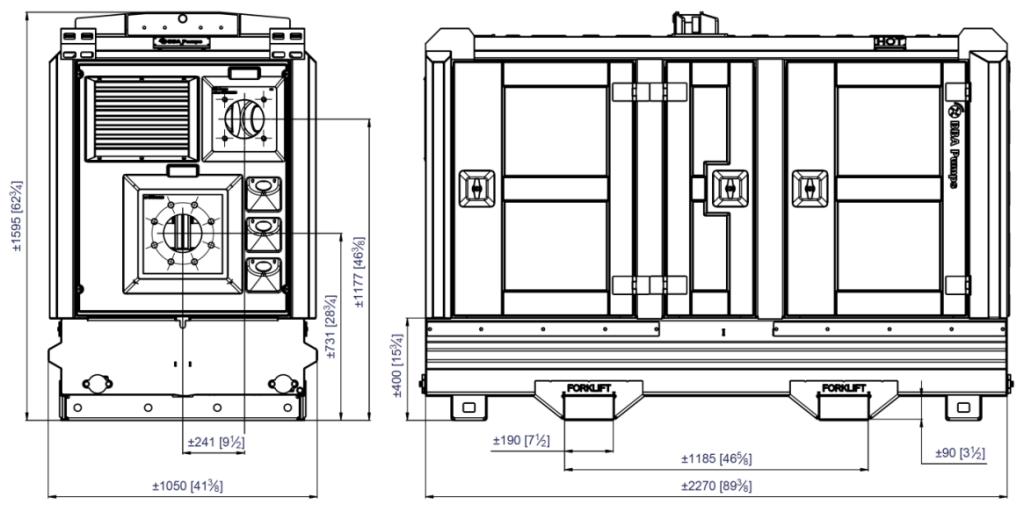 BBA E-Lift system